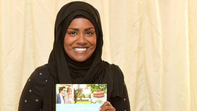 Nadiya Hussain, la pastelera musulmana de la reina Isabel II (3)