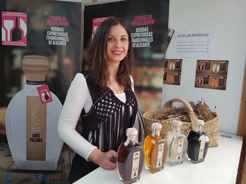 fotos de los expositores de la Mostra de Vins , cabes licors i Aliments de Valencia vinos cava alimentos (81)
