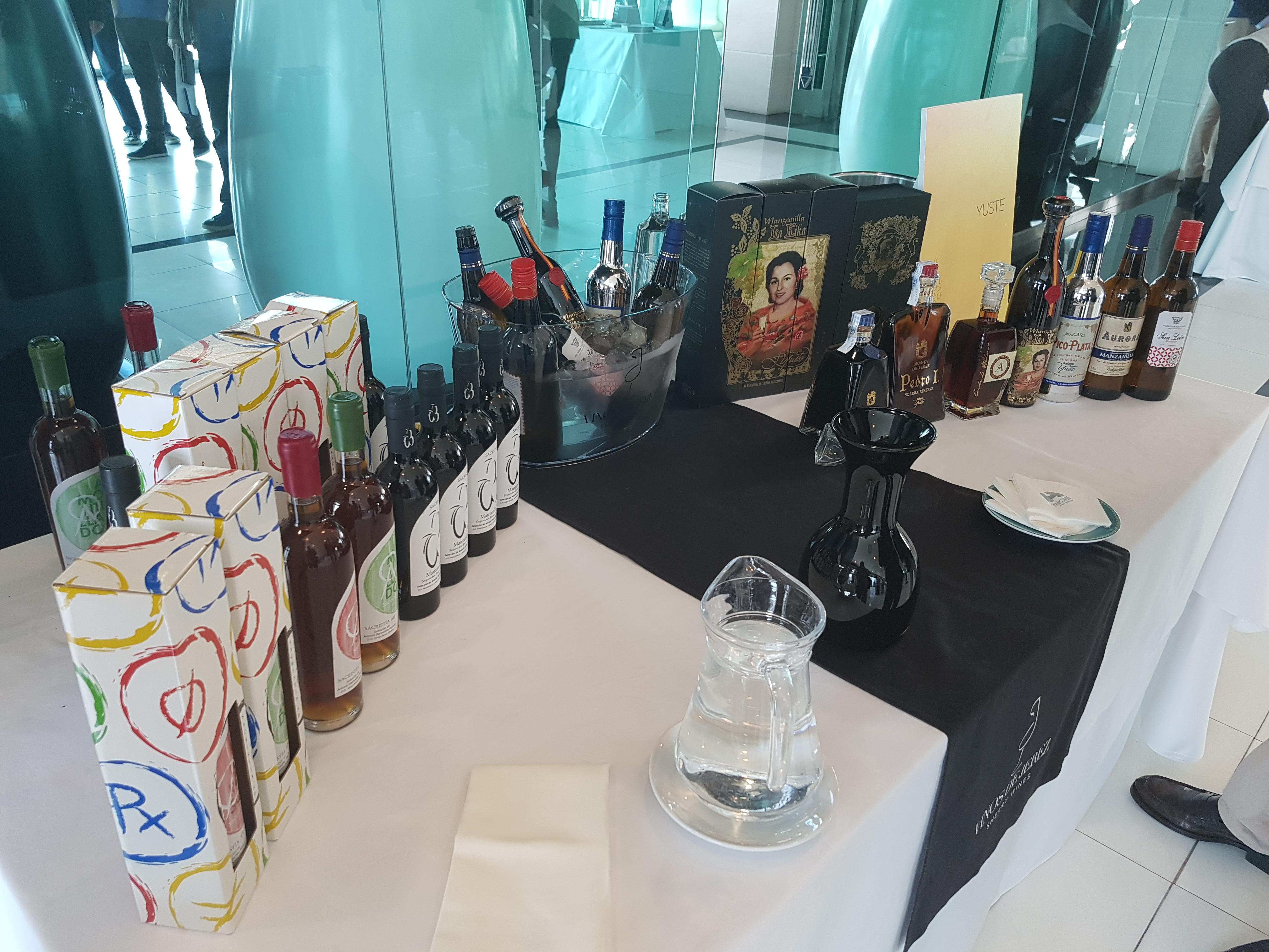 Los Vinos de Jerez llegan a Valencia