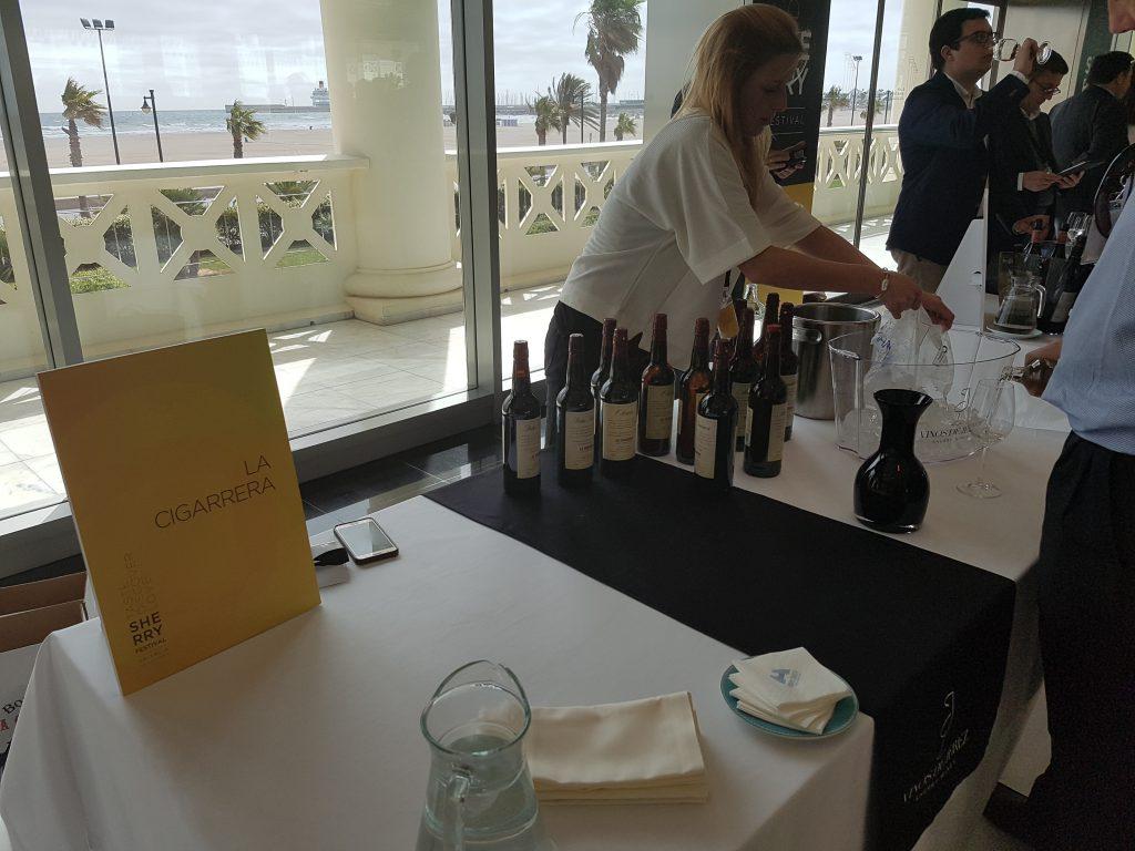 showroom del Sherry Festival en el Hotel Balneario Las Arenas valencia (8)