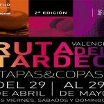 La lista definitiva de la Ruta del Tardeo en Valencia