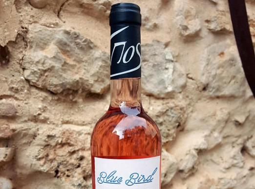 Blue Bird el nuevo vino de Bodegas Los Pinos