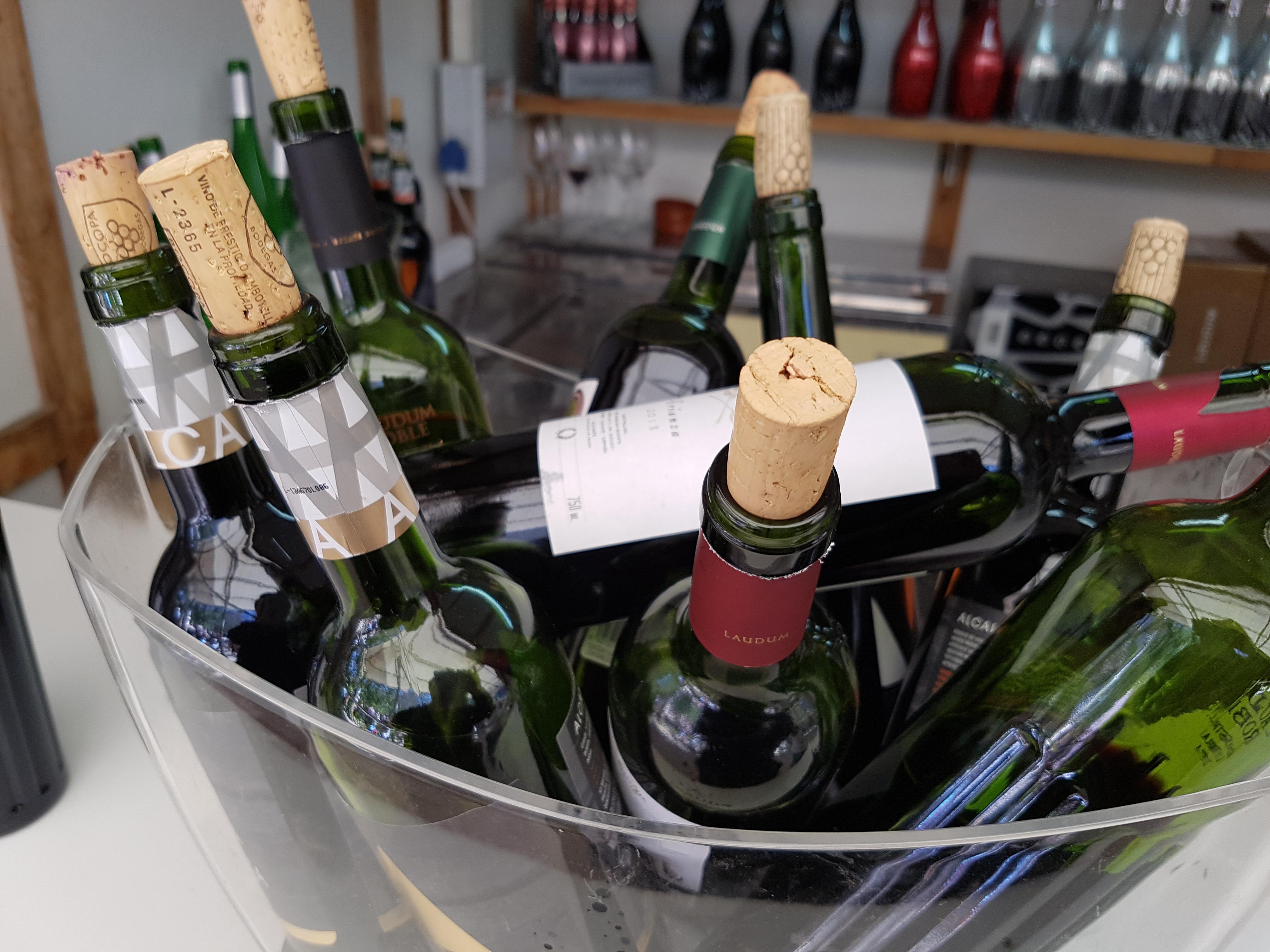 El mercado mundial del vino incrementa el gasto en 2015