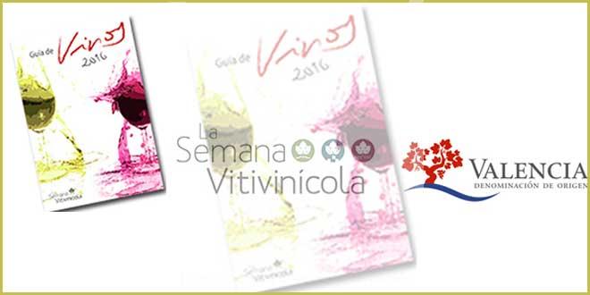 La Semana Vitivinícola presenta su Guía de Vinos yAceites 2016 el 25 de abril en Valencia