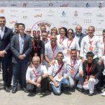 Rodríguez ha coincidido en el I Concurso Nacional de Paella de Cullera