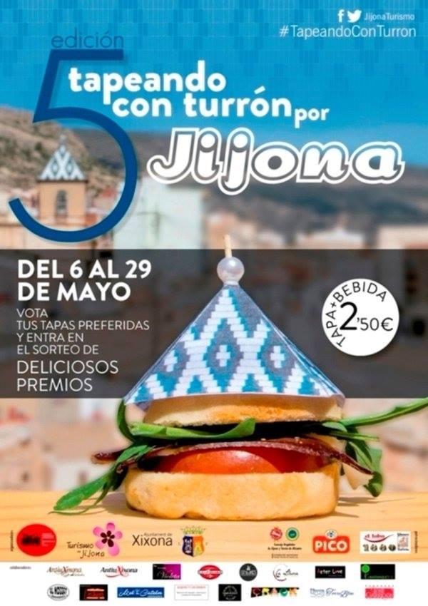 #TapeandoConTurron por #Jijona