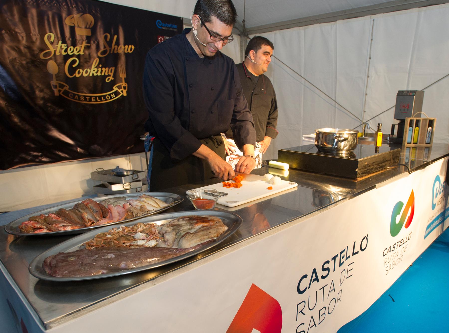 Castelló Ruta de Sabor incorporará el pescado de la provincia como uno de los productos más emblemáticos de Castellón