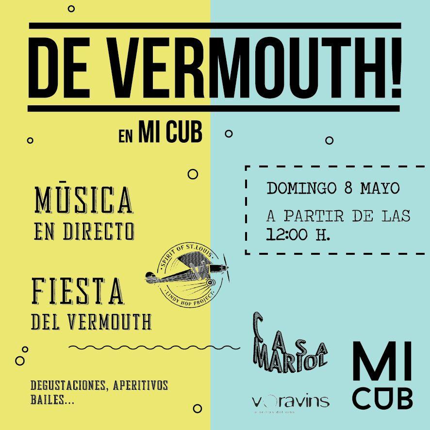 Mi Cub organiza un vermouth's party con bailes de lindy hop