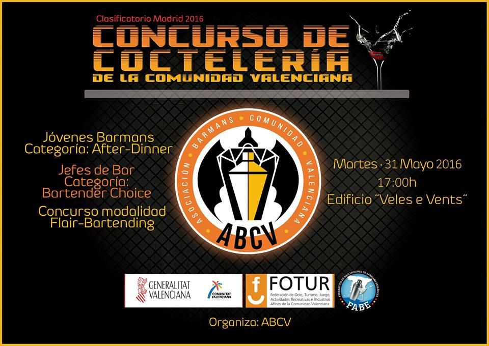 51 Concurso de Coctelería de la Comunidad Valenciana y Región de Murcia