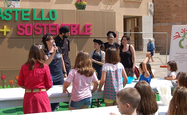 Castello mes sostenible Showcooking del cicle Castelló+sostenible 1 (2)