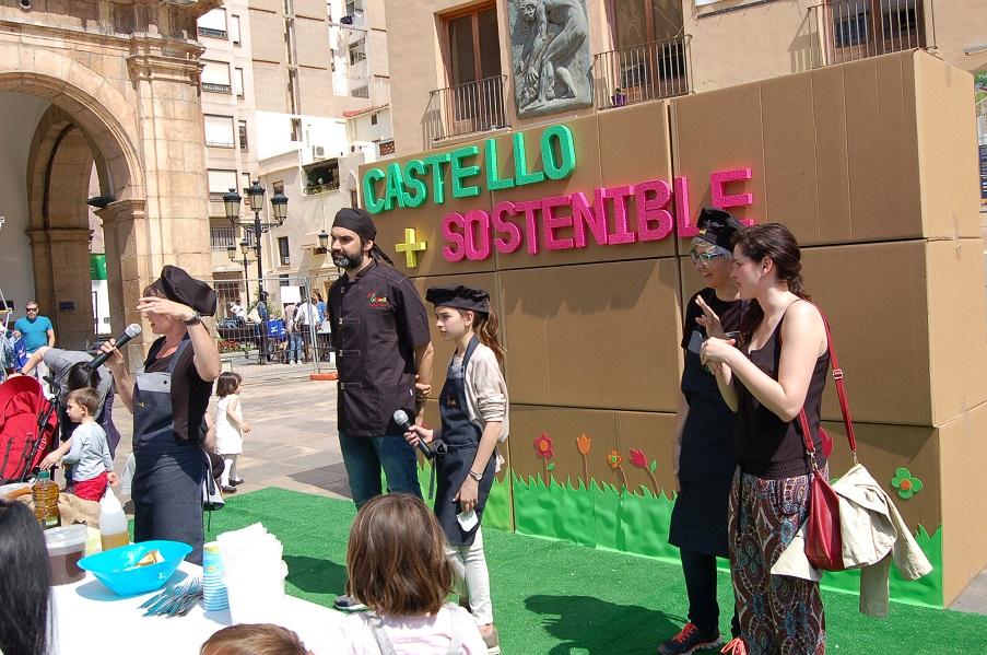 Castello mes sostenible Showcooking del cicle Castelló+sostenible 1 (3)