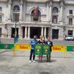 Valencia y La Fallera celebrarán su emoji con el intento de un Record Guinness: cocinar 3.000 paellas al mismo tiempo