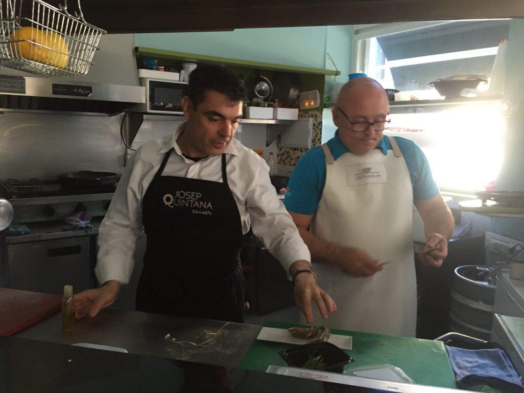 El chef Josep Quintana  (1)