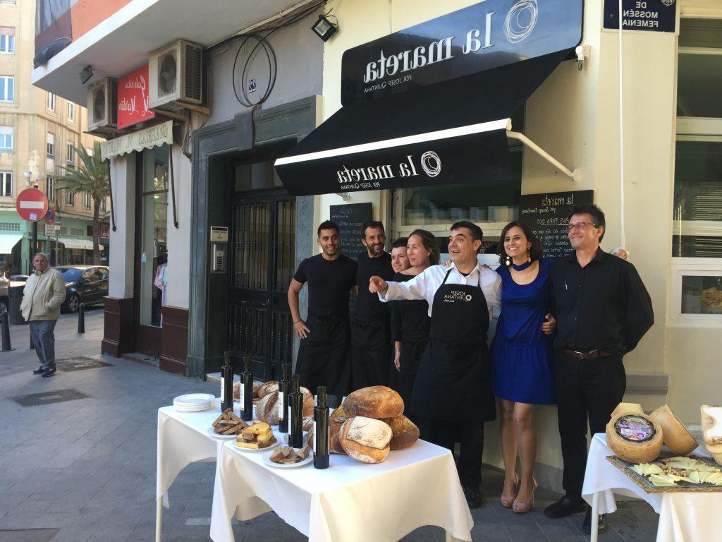 El chef Josep Quintana  (2)