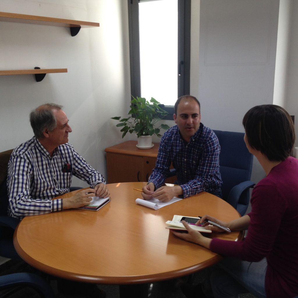 La Diputación estudia la distribución de los productos de Castelló Ruta de Sabor a través de las cooperativas locales