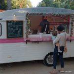 Food truckpuede traducirse por gastroneta