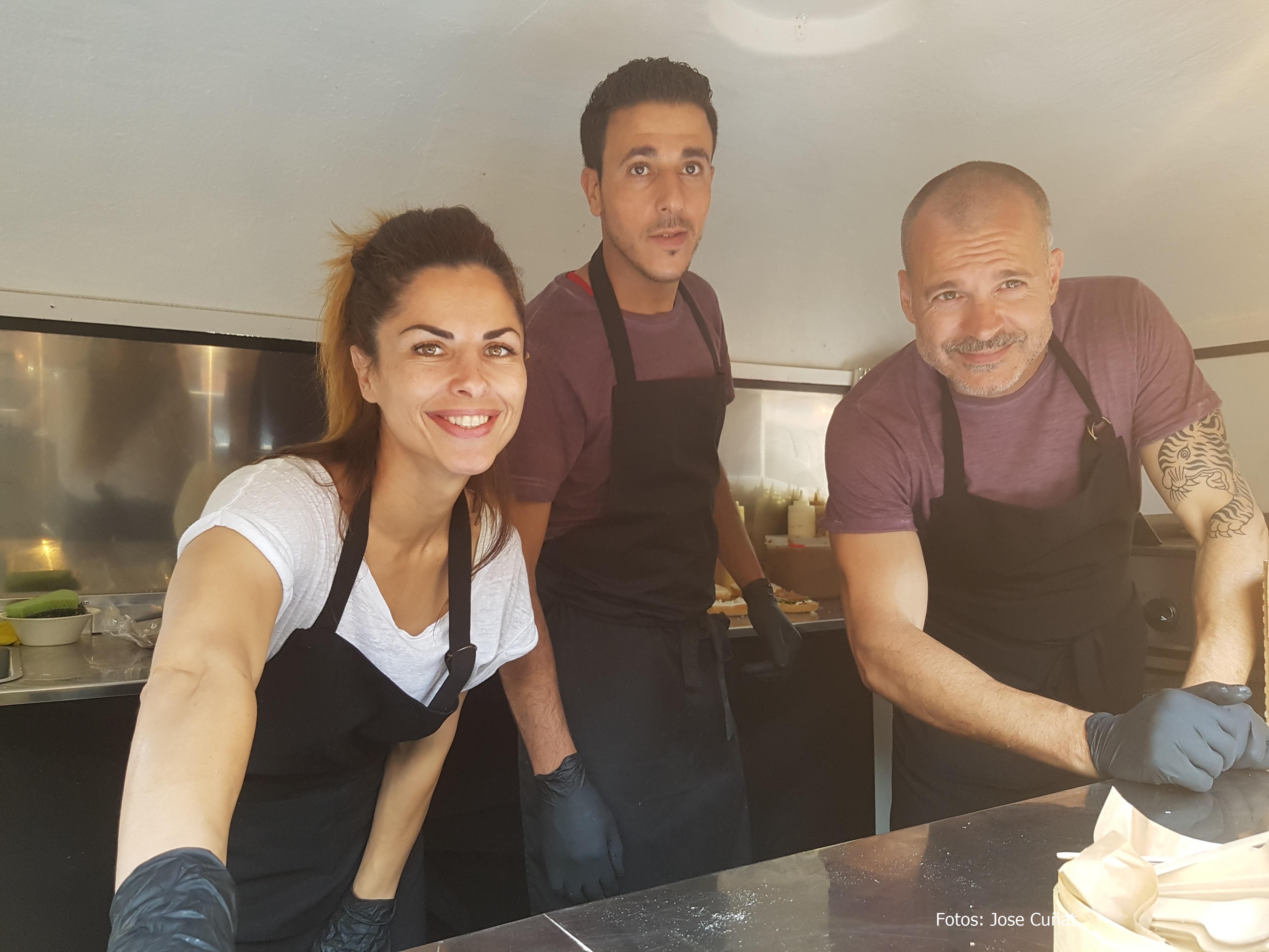Más de 50 Food Trucks en la Palo Alto Market de Valencia