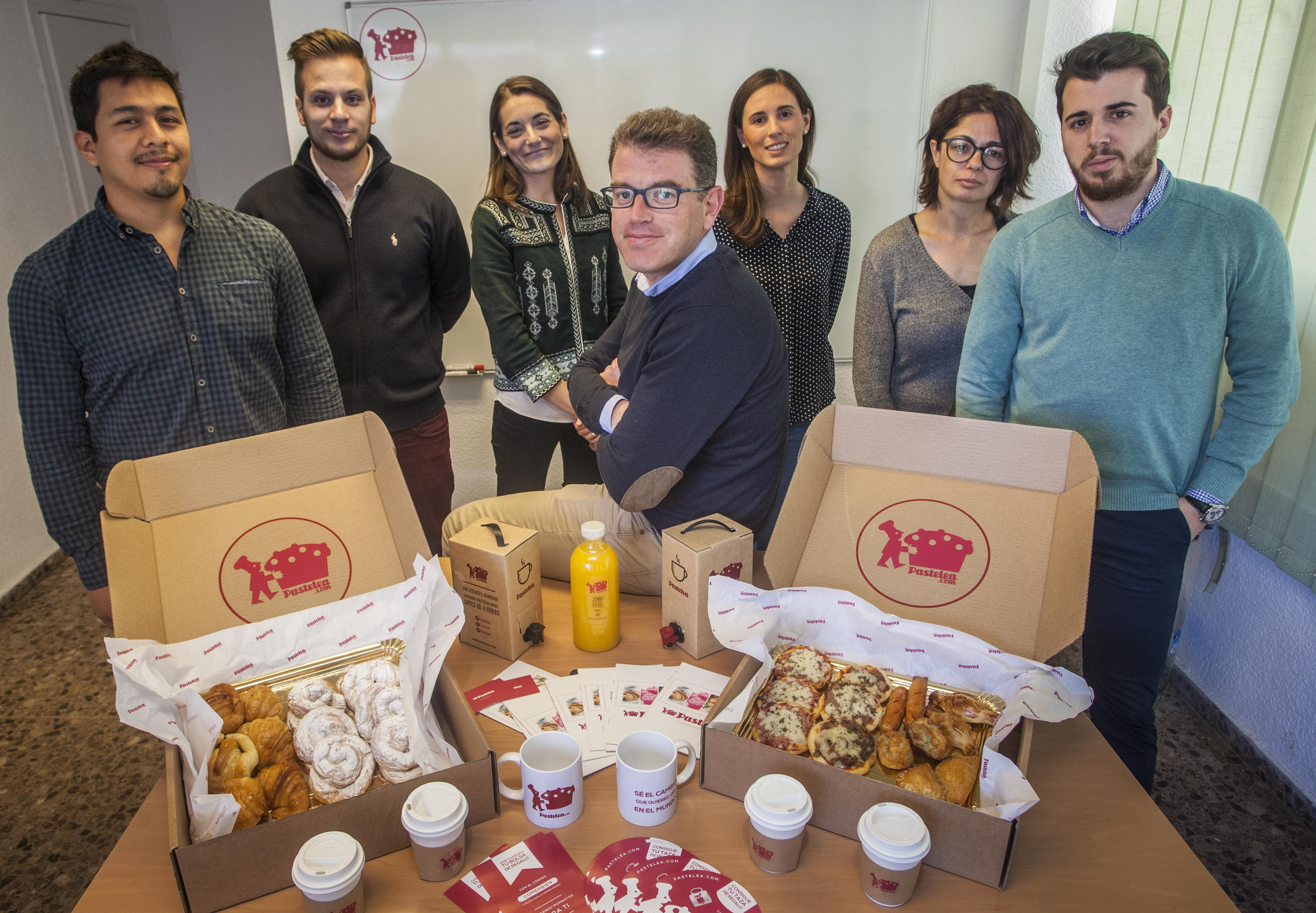 Pastelea une a 200 pastelerías tradicionales de Madrid, Barcelona y Valencia en la venta online