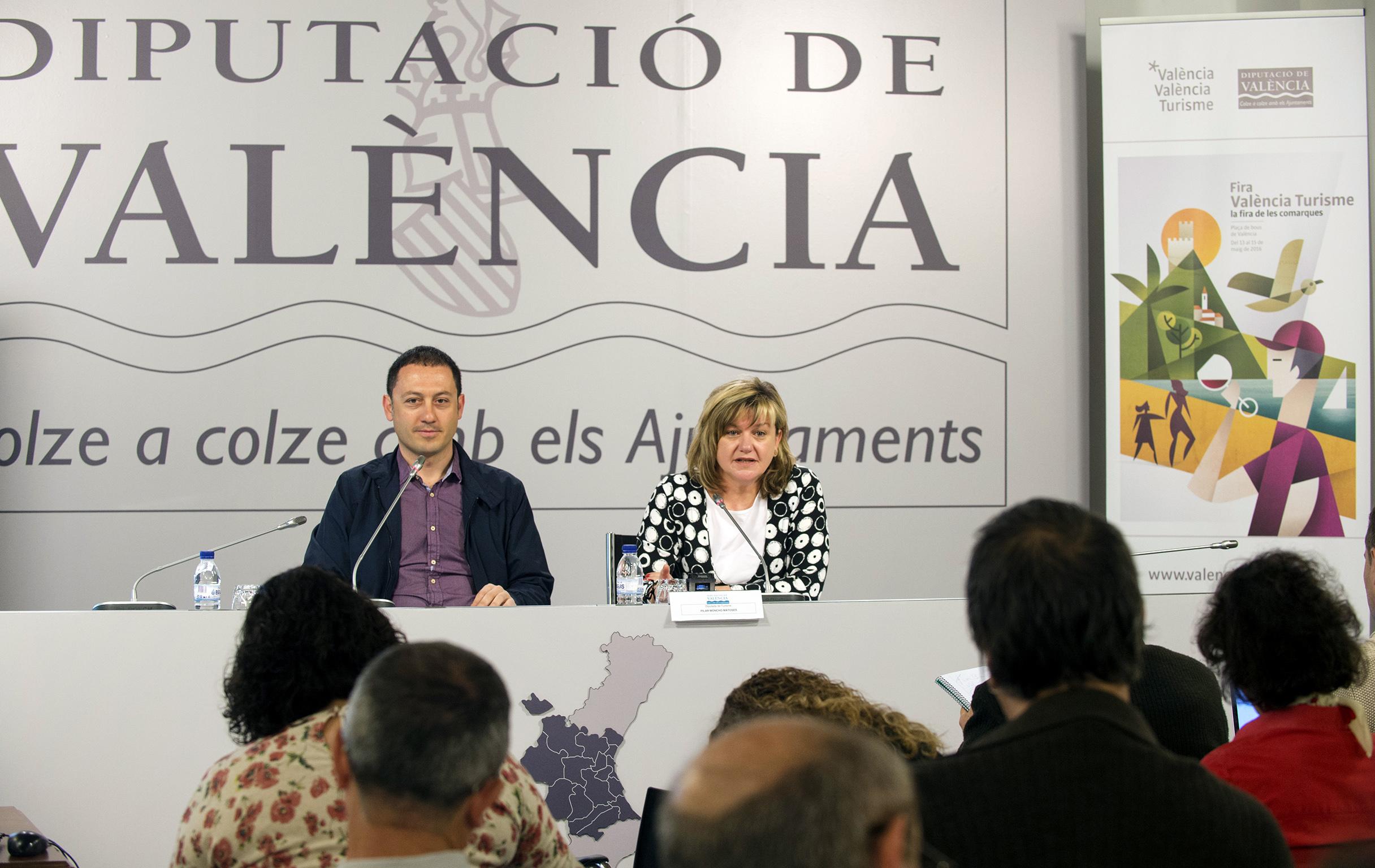 """Pilar Moncho: """"La nueva Fira de les Comarques es la voz del turismo valenciano de interior y también de costa"""""""