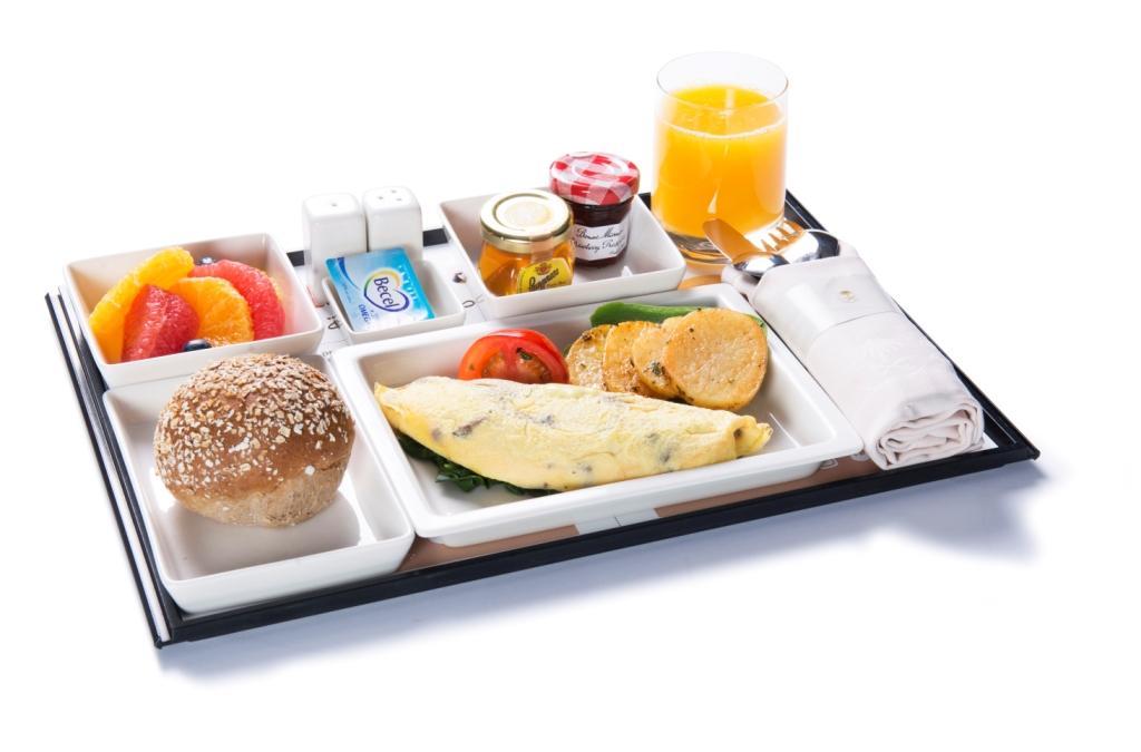 Saudia Airlines ha incorporado un equipo de prestigiosos chefs para ofrecer una cocina de calidad