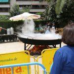 Paella en el dia de Dia Internacional Familia en Alicante