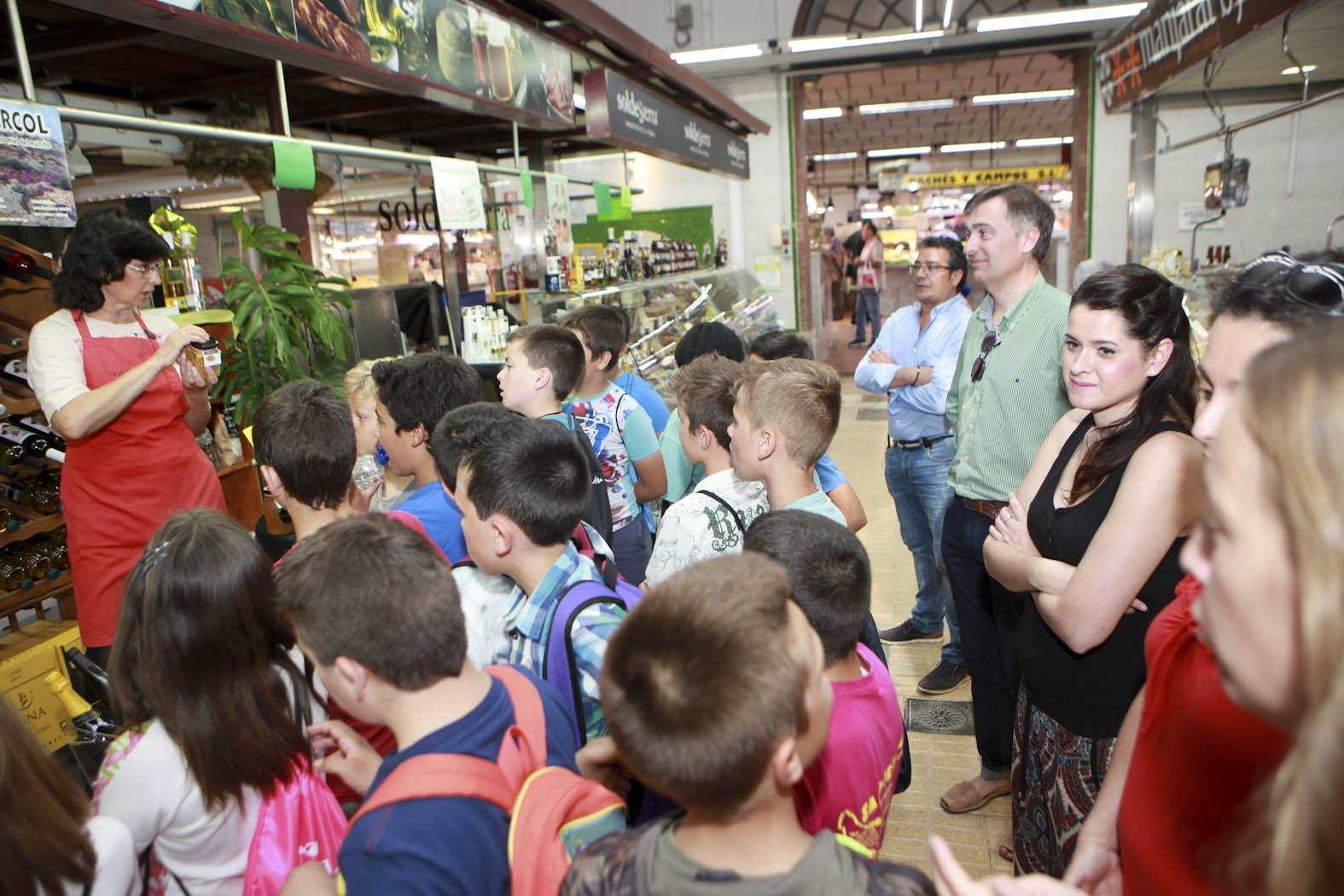 Castelló promueve el consumo de productos locales y ecológicos entre escolares