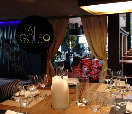 BALBINO MARTINEZ celebra su 25 aniversario con la Inauguración de las Terrazas del Restaurante ALGOLFO