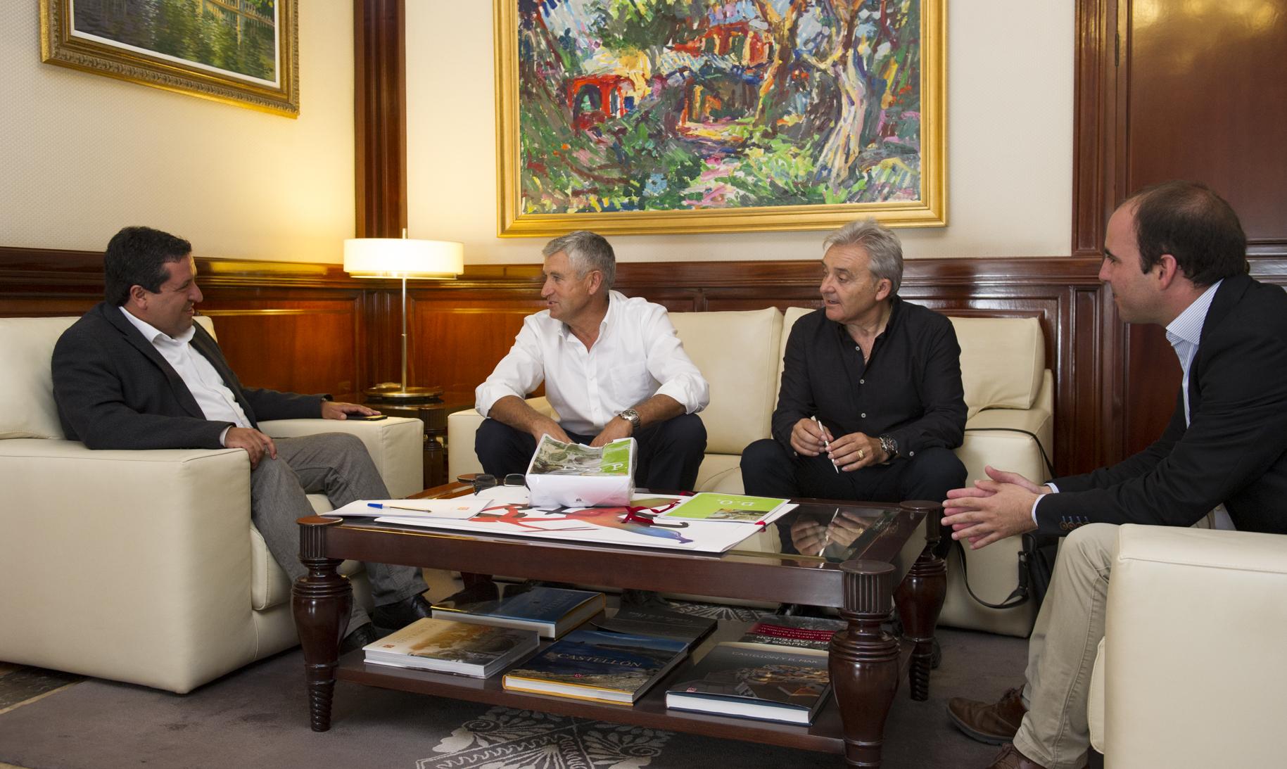 La Diputación colabora en la promoción de la DO protegida 'Alcachofa de Benicarló' a través de Castelló Ruta de Sabor
