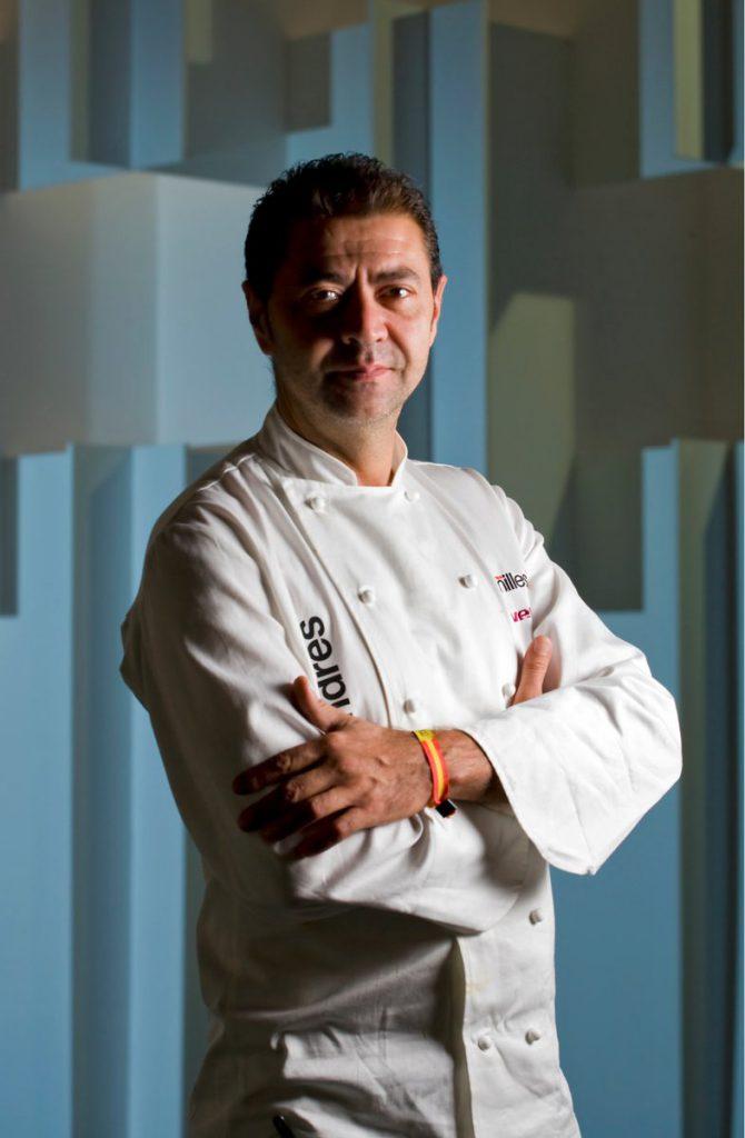 Chef Jorge de Andrés