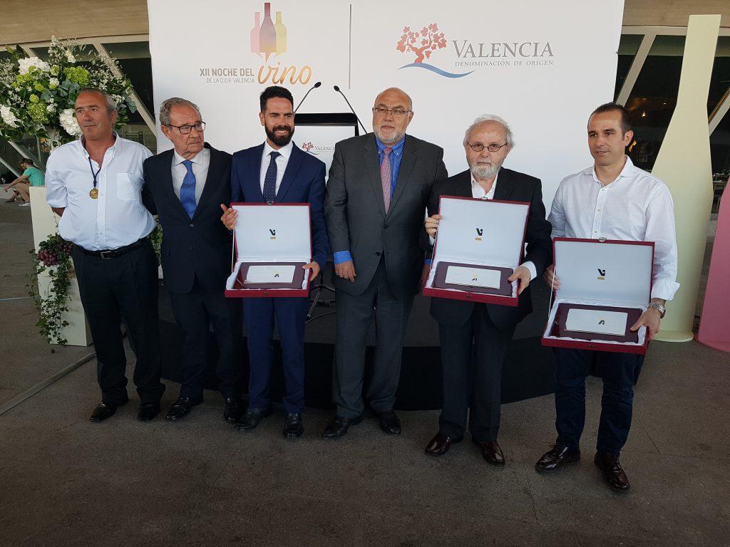 DOP Valencia celebró su XII edición de la Noche del Vino con la entrega de premios y distinciones 20160613_192047 (248)