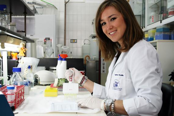 La investigadora de la Universidad de Sevilla, Mª Ángeles Rosillo. / US