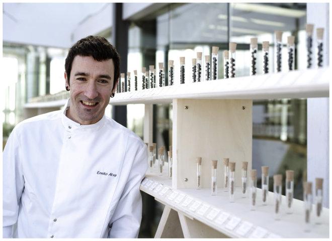 Eneko Atxa, Premio Nacional de Gastronomía al Mejor Jefe de Cocina 2015