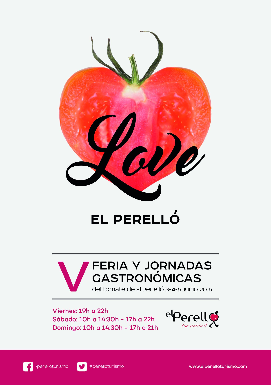 V Feria Gastronómica del Tomate de El Perelló