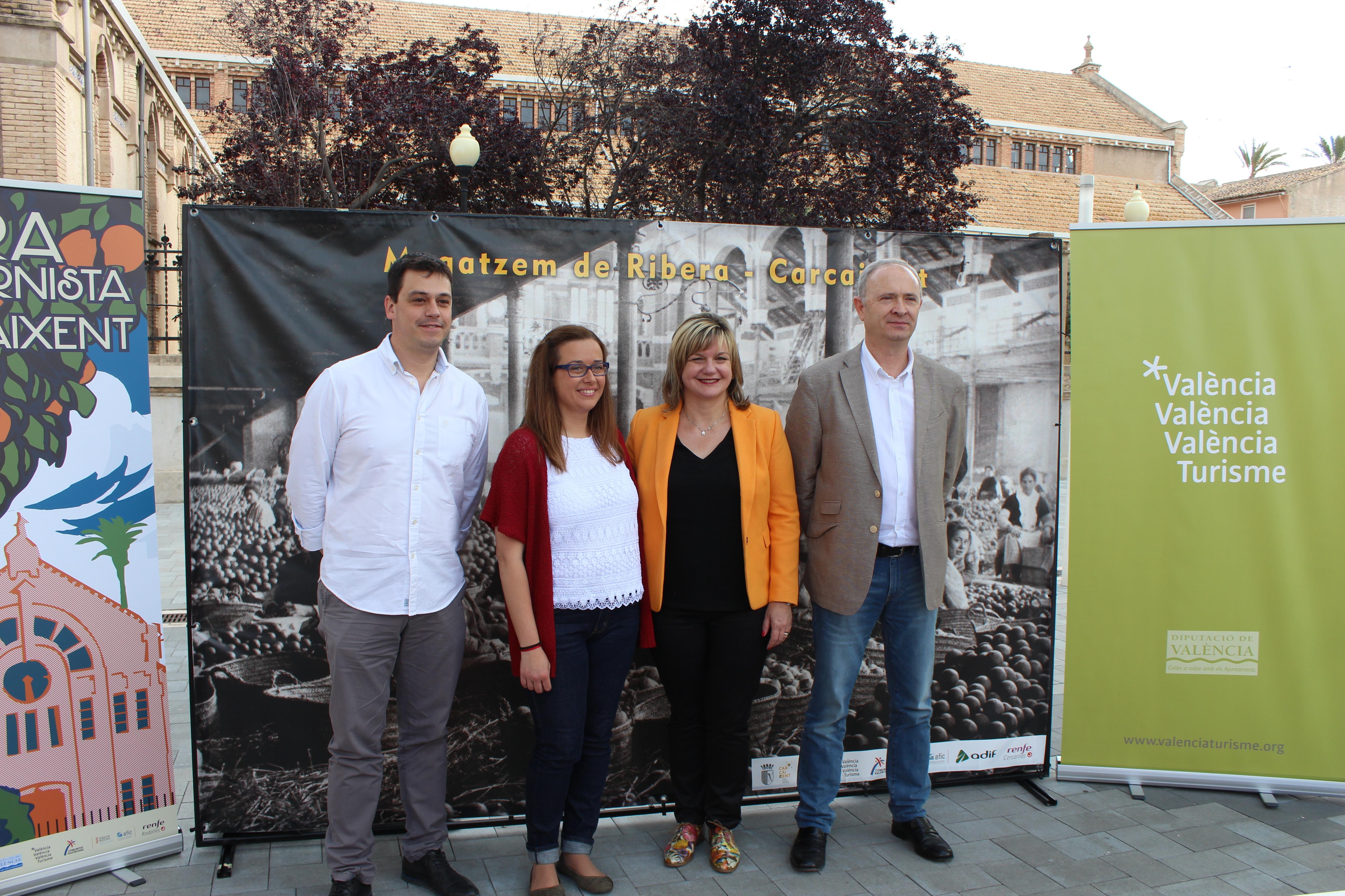 València Turisme abre hoy en Carcaixent un fin de semana volcado en la cultura y la gastronomía valencianas