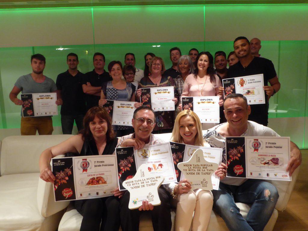 La Nucia Ruta Tapa Premios 2 2016 (1)