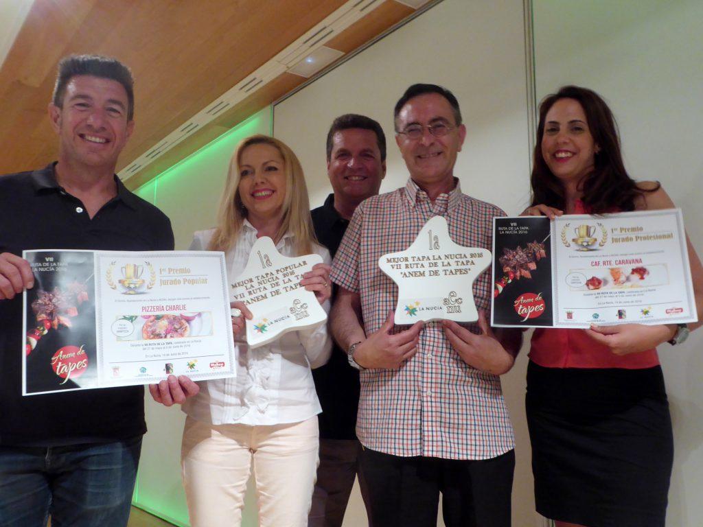 La Nucia Ruta Tapa Premios 2016 (1)