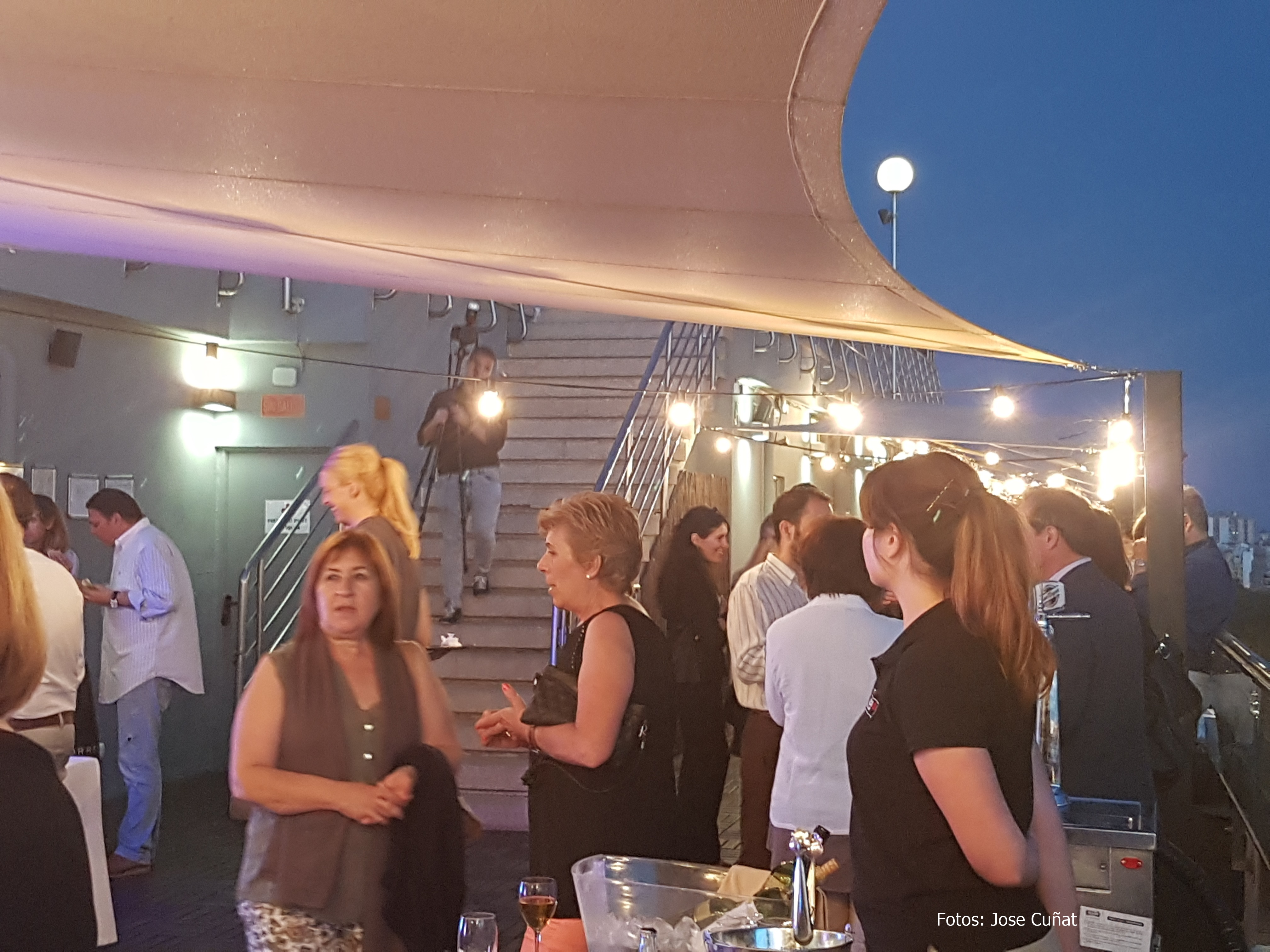 La Terraza VLC Urban Club inaugura la nueva temporada estival