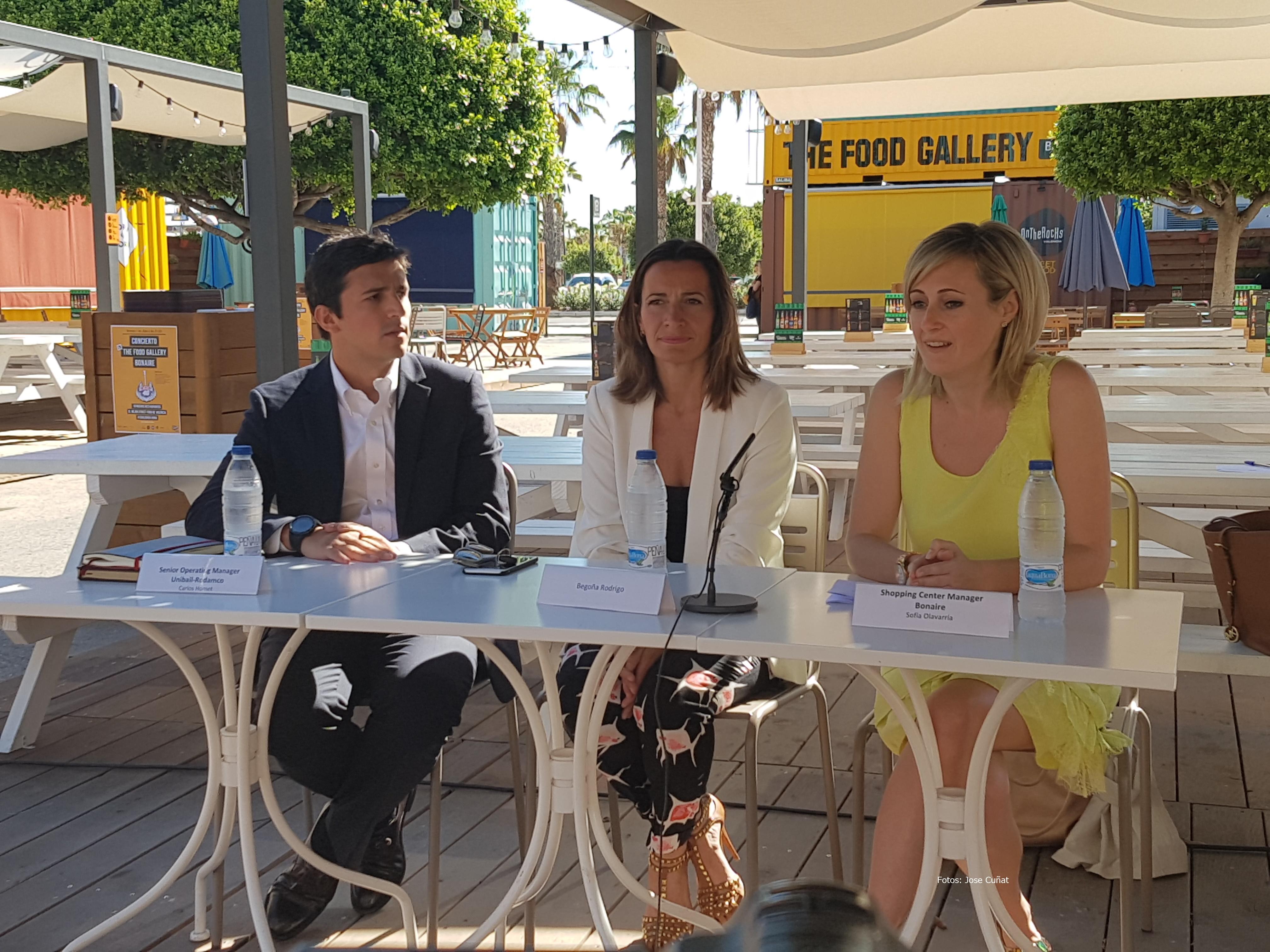 La chef valenciana Begoña Rodrigo será la embajadora del nuevo espacio de restauración en Bonaire