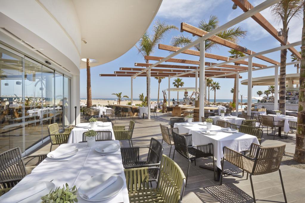"""Marina Beach Club inaugura su Sky Bar un """"rooftop"""" para ver el mar de Valencia como antes nunca se había visto"""