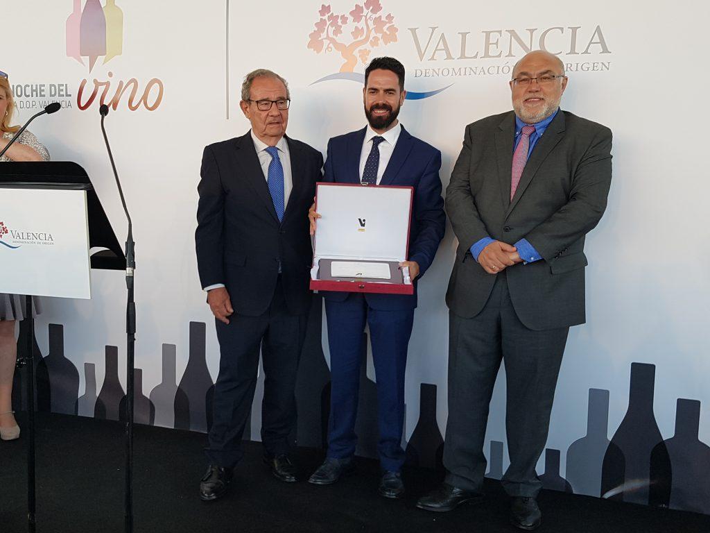 Mejor Sumiller Bruno Murciano DOP Valencia celebró su XII edición de la Noche del Vino con la entrega de premios y distinciones 20160613_192047 (166)
