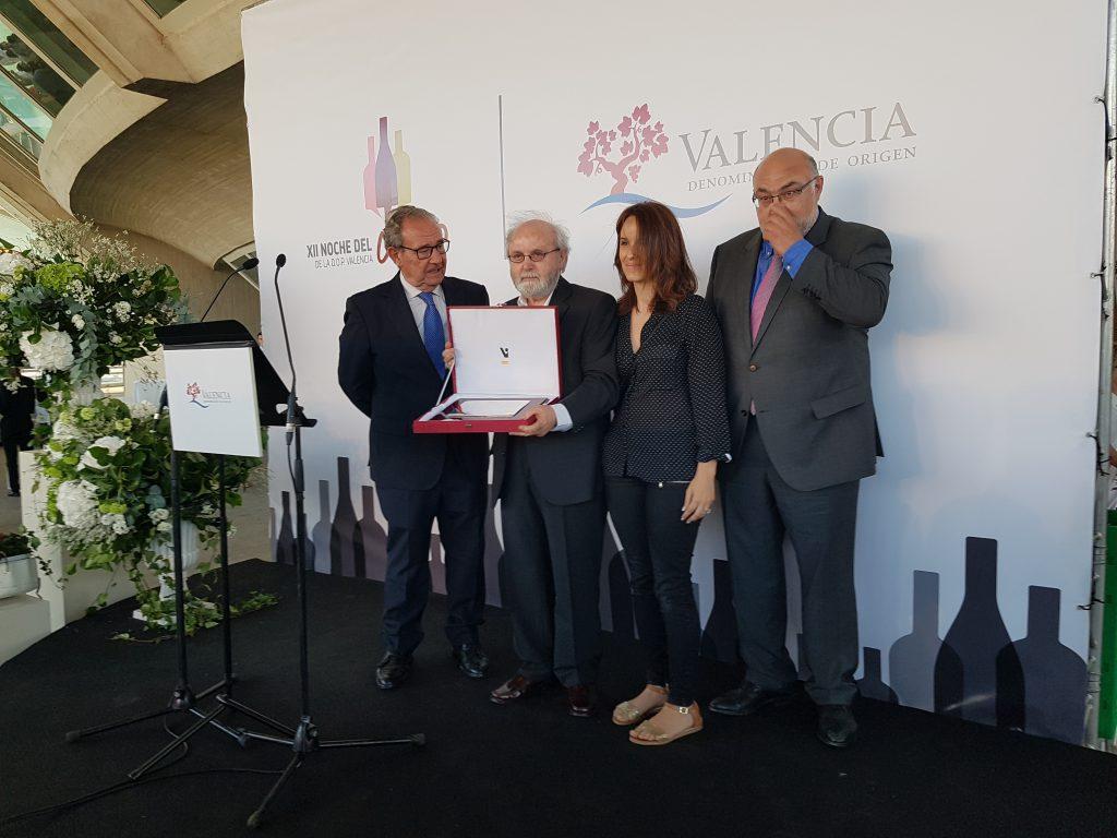 Mejor Tienda Especializada en Vinos de la DO Valencia; Bodegas Baviera DOP Valencia celebró su XII edición de la Noche del Vino con la entrega de premios y distinciones