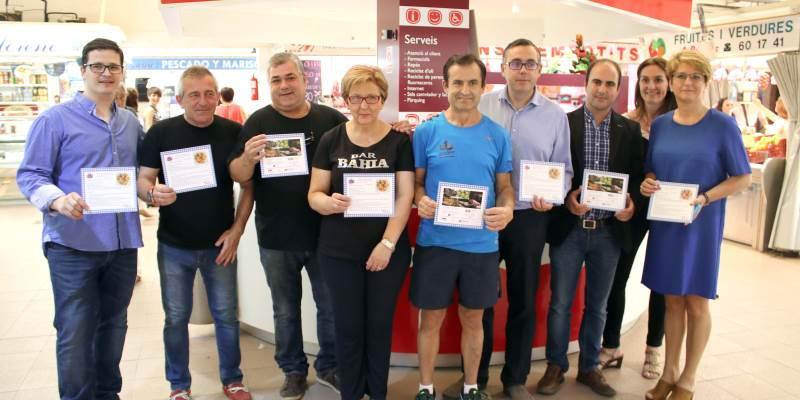El Mercado Municipal de Onda presenta el recetario de los chefs locales