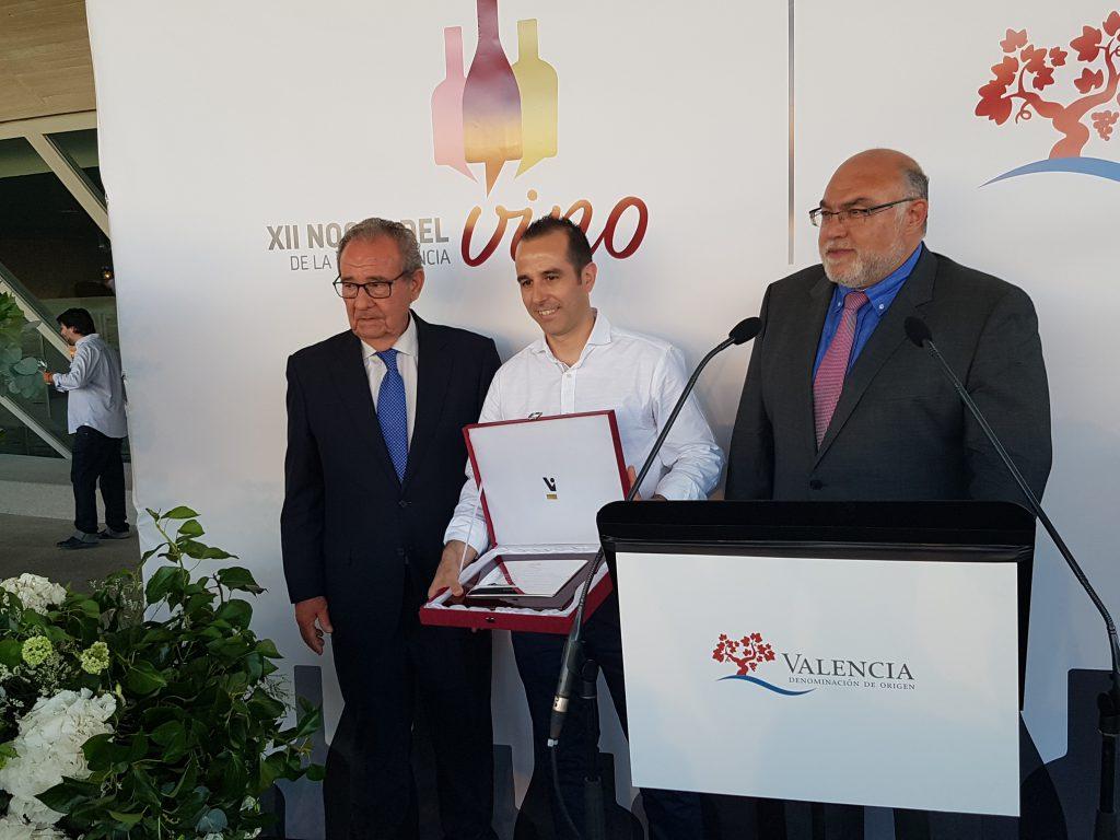 Restaurante con Mejor Carta de Vinos de la DO Valencia; Goya galery restaurante DOP Valencia celebró su XII edición de la Noche del Vino con la entrega de premios 2016