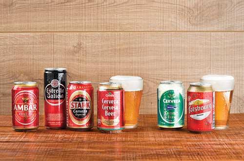Análisis comparativo de cervezas