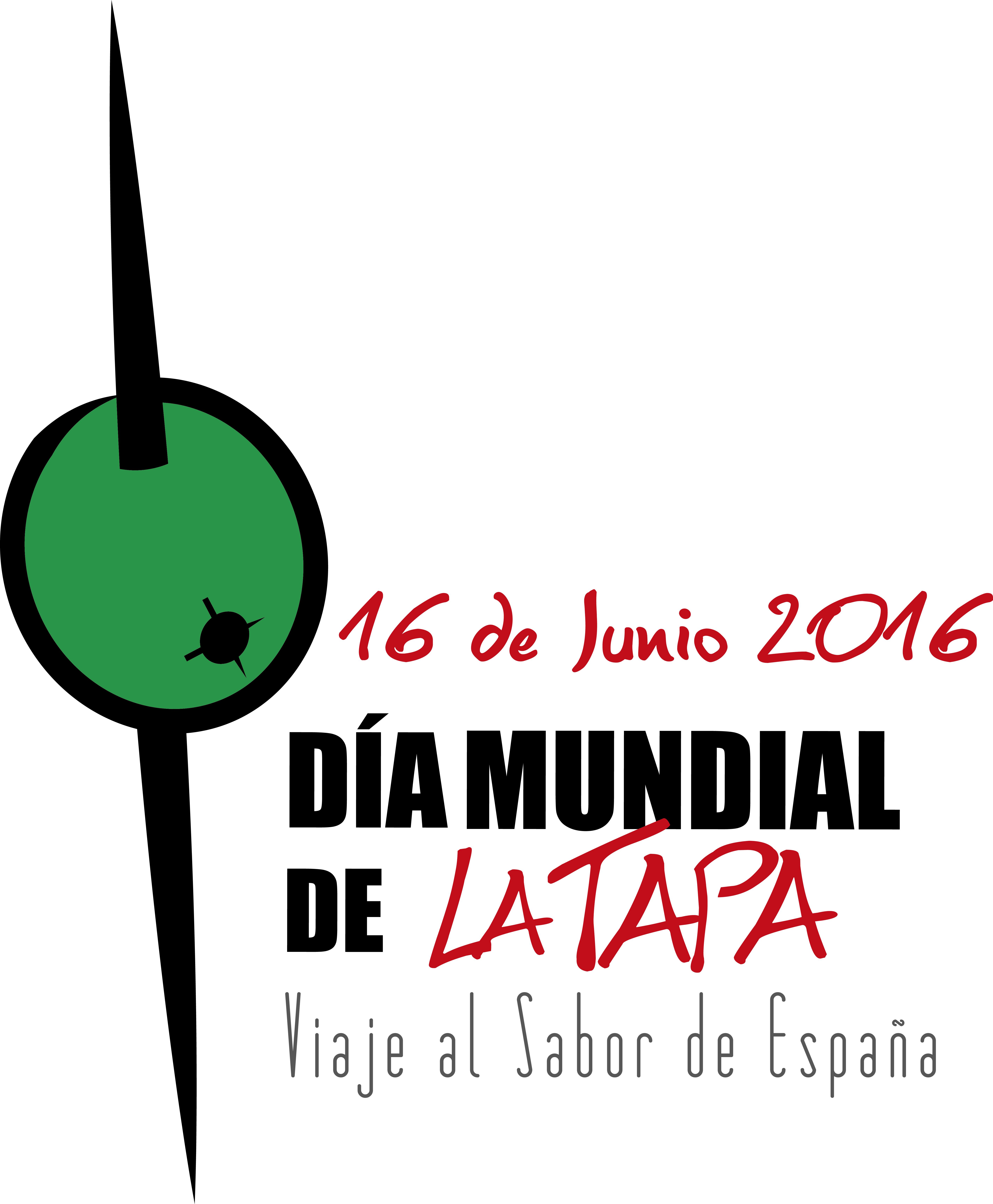 Mañana jueves, 16 de junio Día Mundial de la Tapa World Tapas Day