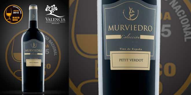 Murviedro Colección Petit Verdot consigue un Baco de Oro
