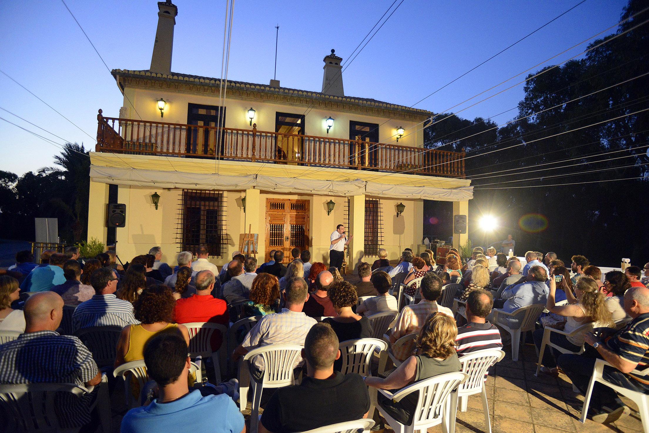 D.O Arroz de Valencia reúne al sector arrocero y personalidades políticas en el homenaje al Duque de La Albufera Manuel Godoy
