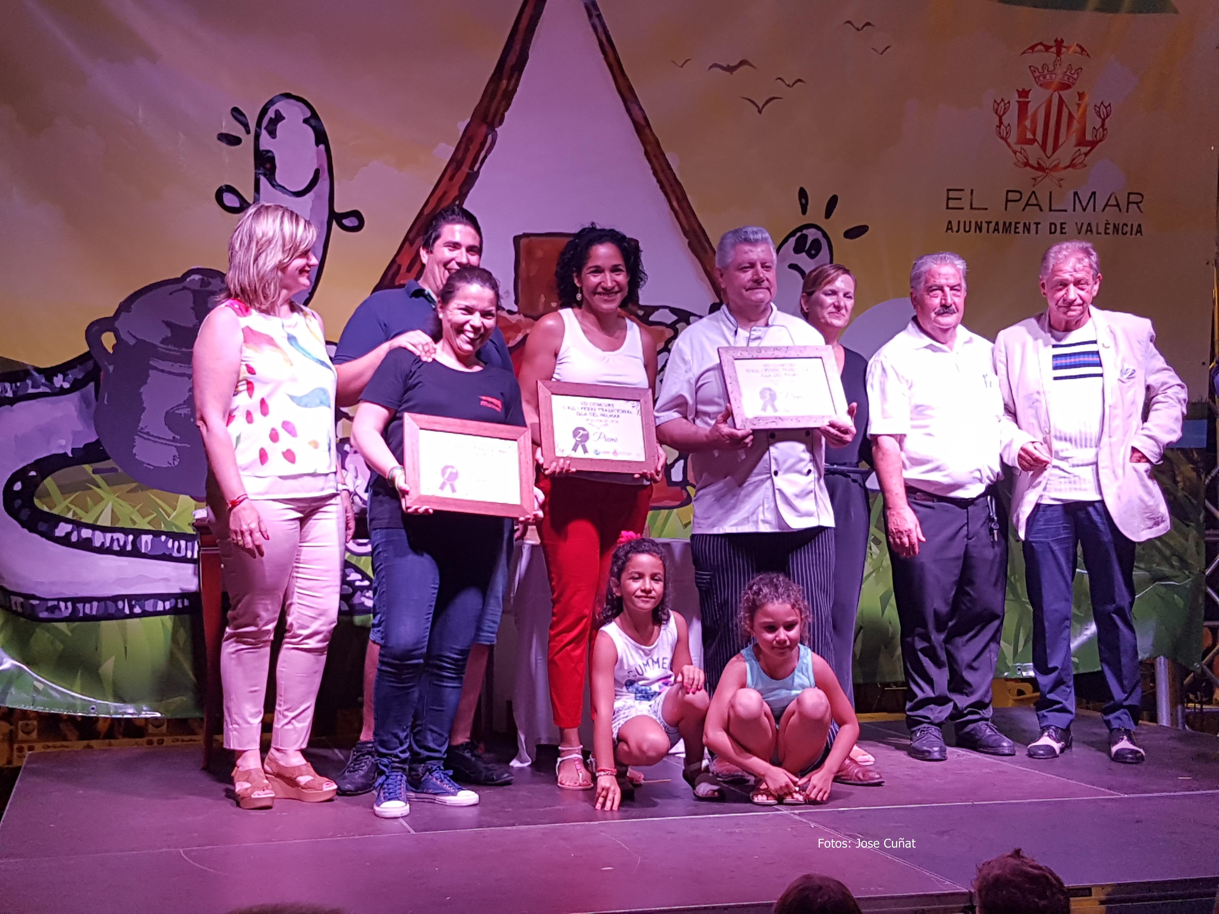 El restaurante Mornell se alza con el primer premio Concurso de All i Pebre tradicional Illa del Palmar