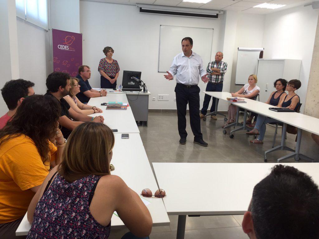 La Diputación consolida Castelló Ruta de Sabor como vía de creación de empleo para 30 jóvenes del interior