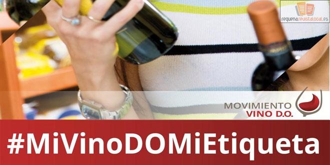 ¡Súmate a la iniciativa #MiVinoDOMiEtiqueta! la costa